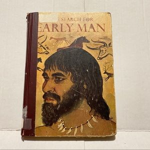 The search for early man book